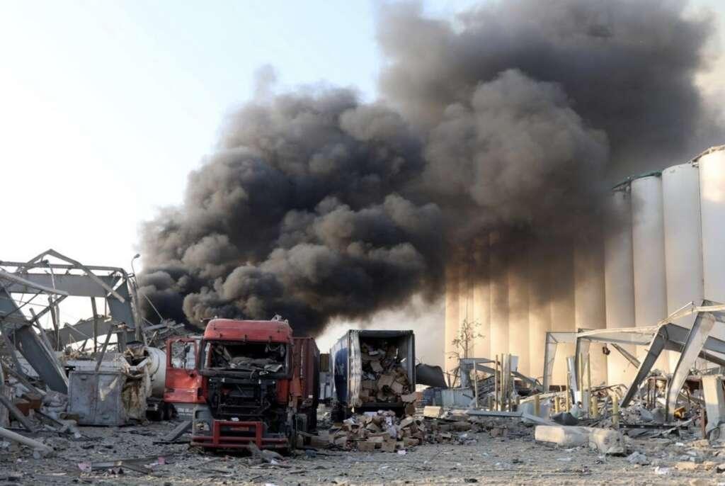 lebanon, beirut blasts