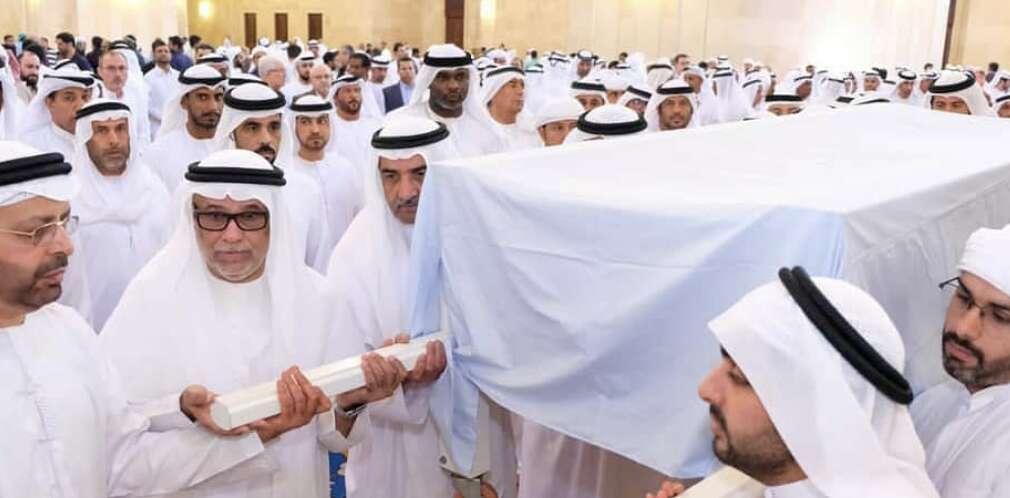 uae royal passes away, fujairah, Al Sharqi family