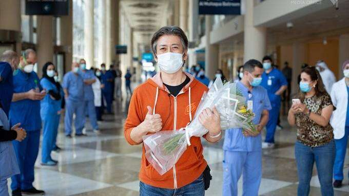 covid-19, coronavirus end, pandemic, vaccines, uae, WHO