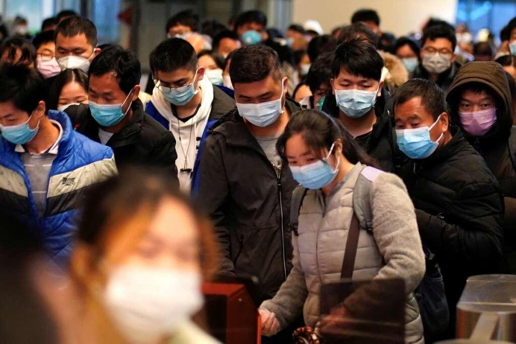 china, coronavirus, covid19 pandemic, face masks