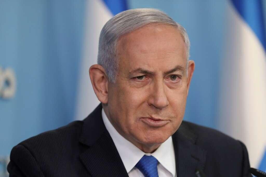 netanyahu, israel, bahrain, trump