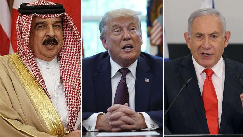 bahrain, israel, america, trump