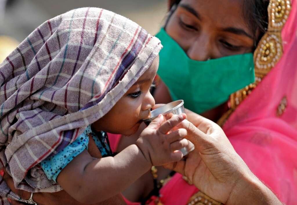 india, heatwave, coronavirus, covid19