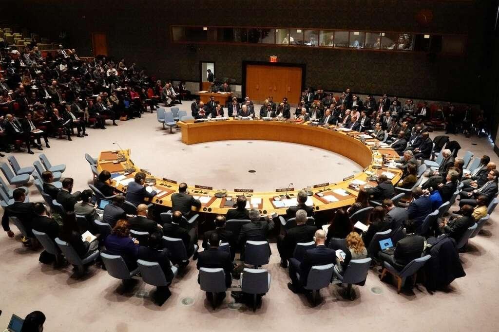 uae, covid-19, peace, security, UN