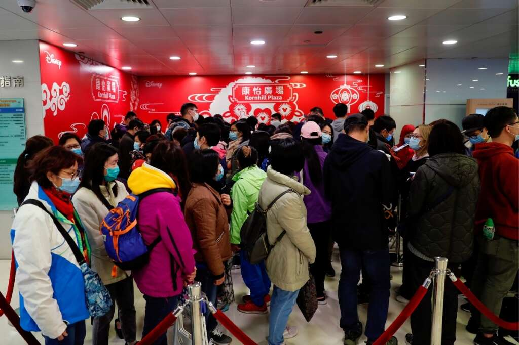 hong kong, uae consulate closure, china virus, coronavirus, ncov, wuhan