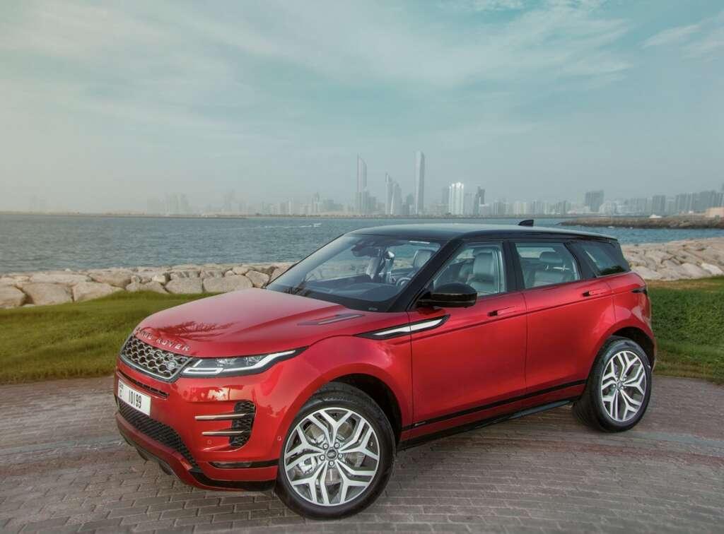Motoring review: the Range Rover Evoque in Dubai - News   Khaleej Times