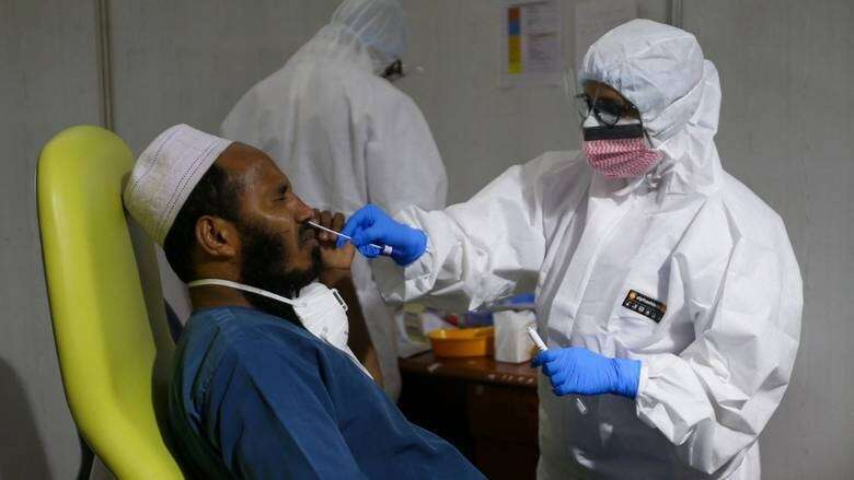 coronavirus fight in uae, expat workers in uae, new centre to fight covid19 in abu dhabi