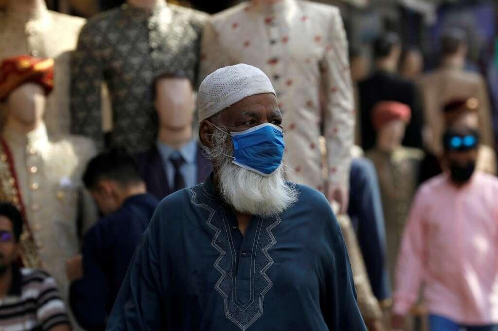 pakistan, islamabad, imran khan, covid19, coronavirus, face masks