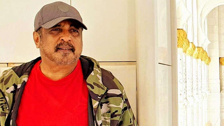 indian actor in uae, coronavirus quarantine, covid19,