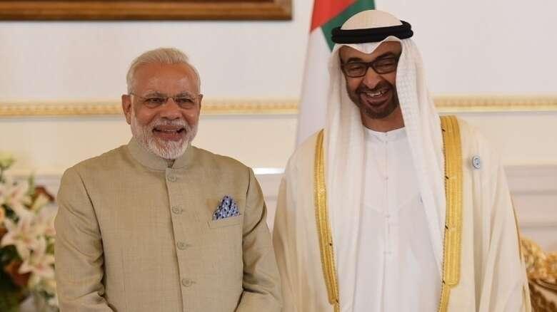 India PM, Modi, UAE trip, Sheikh mohammed bin rashid, Sheikh Mohamed bin Zayed, Dubai, Abu Dhabi