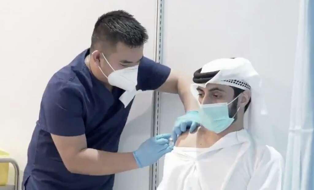 uae, covid-19, vaccine, coronavirus, china, bahrain