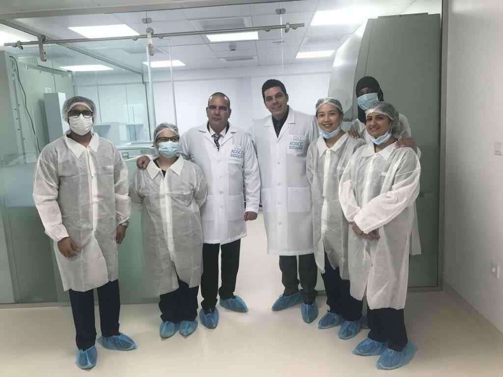 uae coronavirus treatment, uae covid19, stem cell, covid vaccine