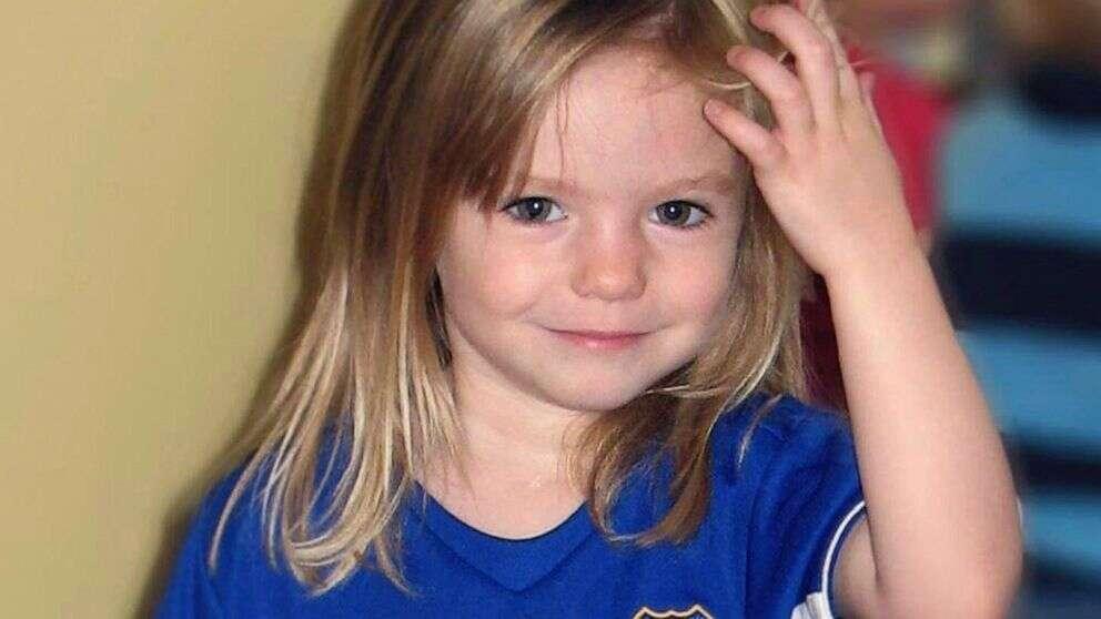 Missing British girl Madeleine McCann is dead, says German prosecutor