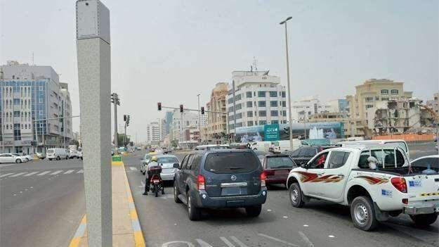 uae, traffic fines, dubai, traffic laws