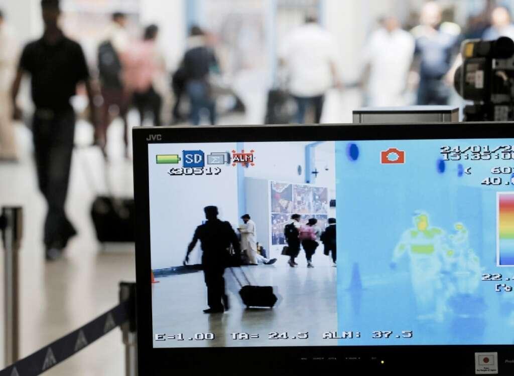 kuwait china travel warning, coronavirus, gulf, wuhan virus, 2019ncov