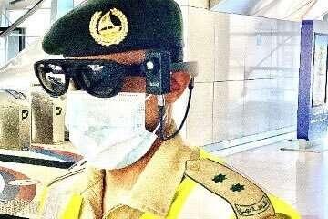 dubai police, uae, coronavirus fight, covid19