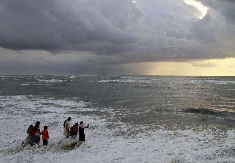 earthquake, arabian sea