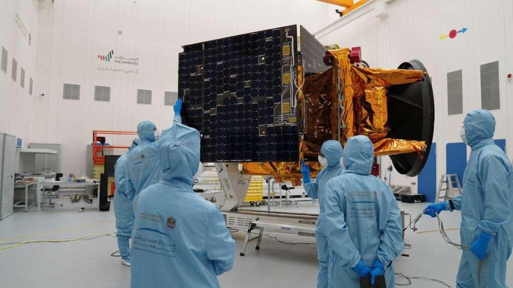mars mission, uae hope probe