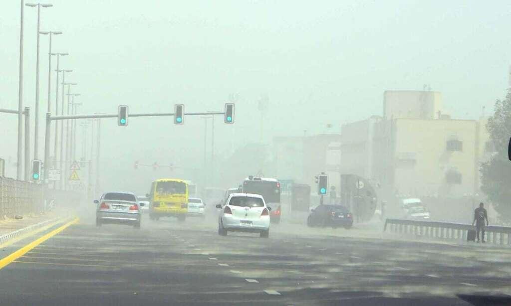 uae weather forecast, dubai weather, dubai rain, uae rain, dust storm in uae
