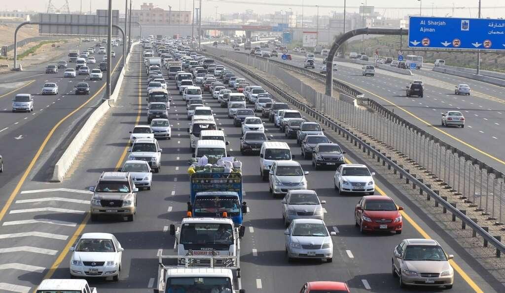 dubai traffic, dubai weather, uae traffic, uae traffic laws