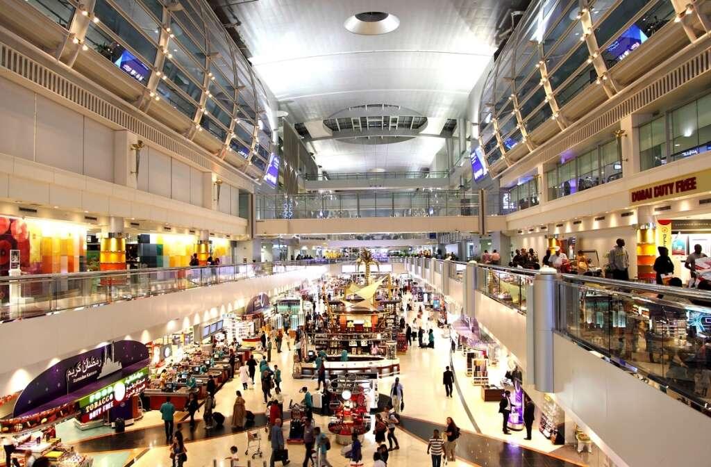 dxb airport, dubai airport, dubai flights, uae combats covid19, coronavirus pandemic