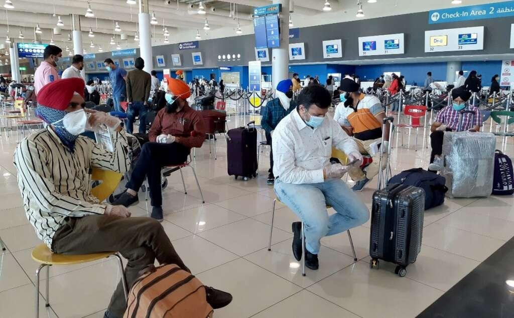uae expats, uae flights, india flights, coronavirus, covid19