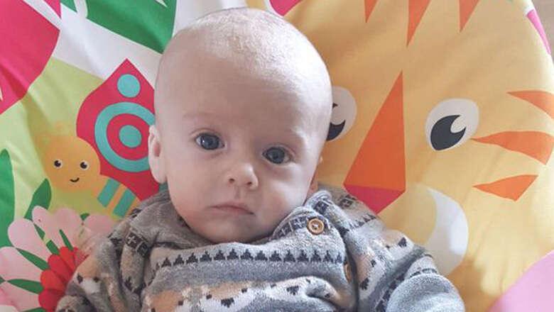 baby boy birth, Sarah Heaney, ireland