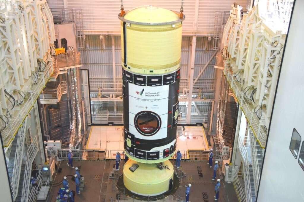 mars mission, uae, japan, hope probe, postponed