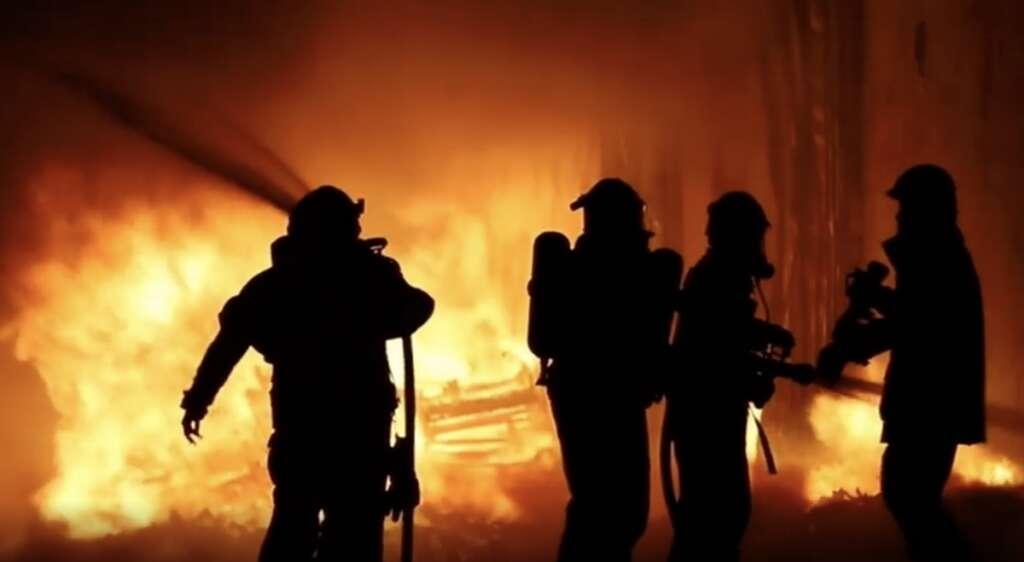 uae fire, dubai fire, uae fire safety
