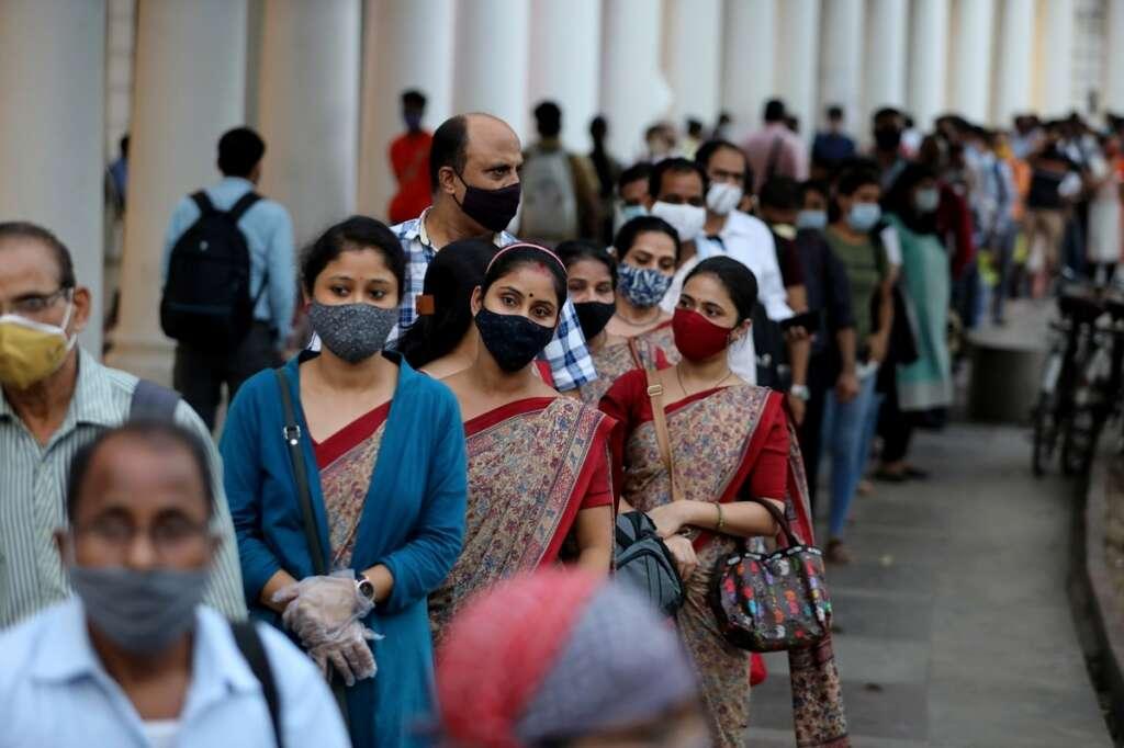 india, covid, coronavirus, cases, 5 million
