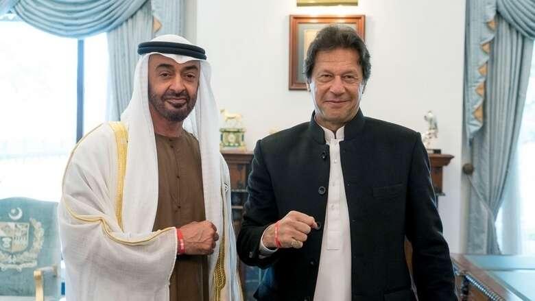 imran khan, uae national day, pakistan, sheikh mohamed, sheikh zayed bin sultan, uae ambassador to Pakistan