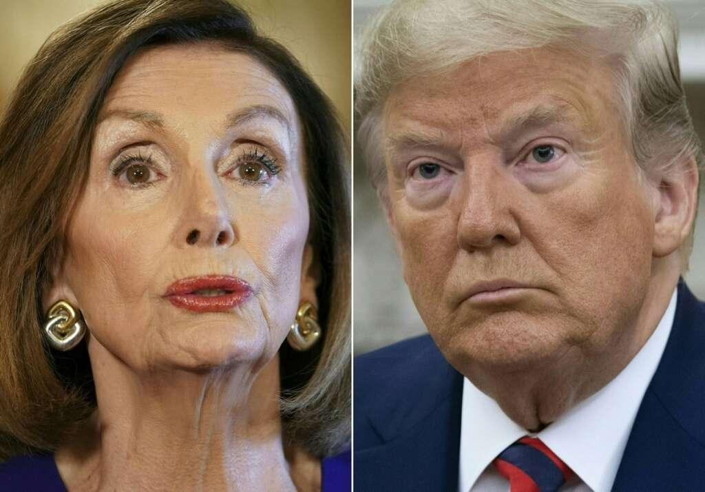 democrats house, trump, iran, pelosi