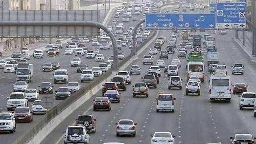uae crash, uae accident, dubai accident, dubai traffic, dubai traffic fines