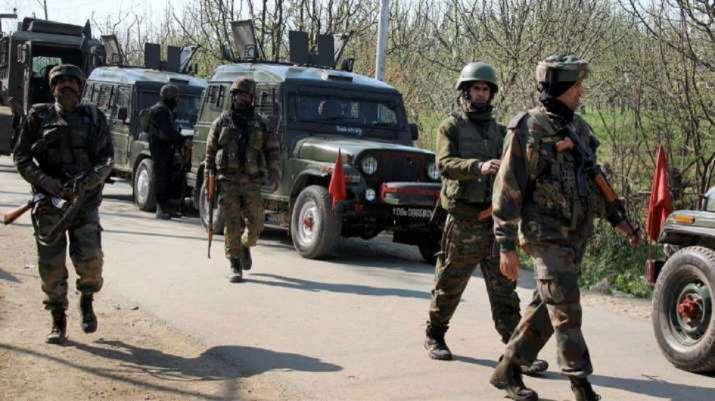 kashmir attack, india, crpf