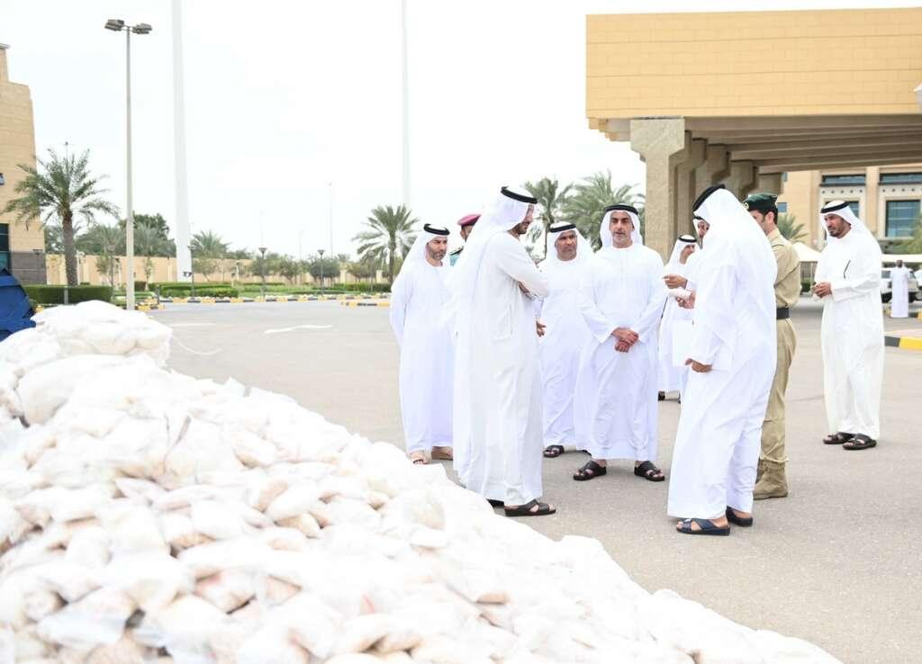 Video: 5.6 tonnes of drugs worth Dh36 million seized in Dubai ...