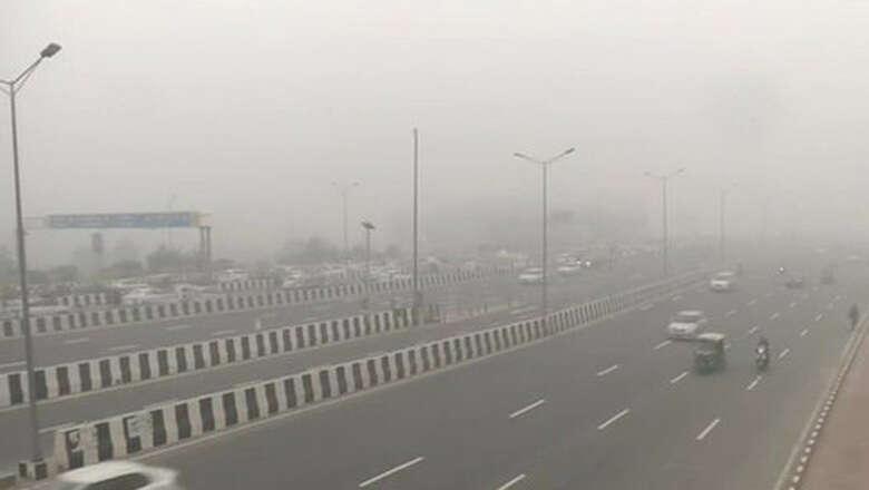 Delhi fog, flights delayed, india