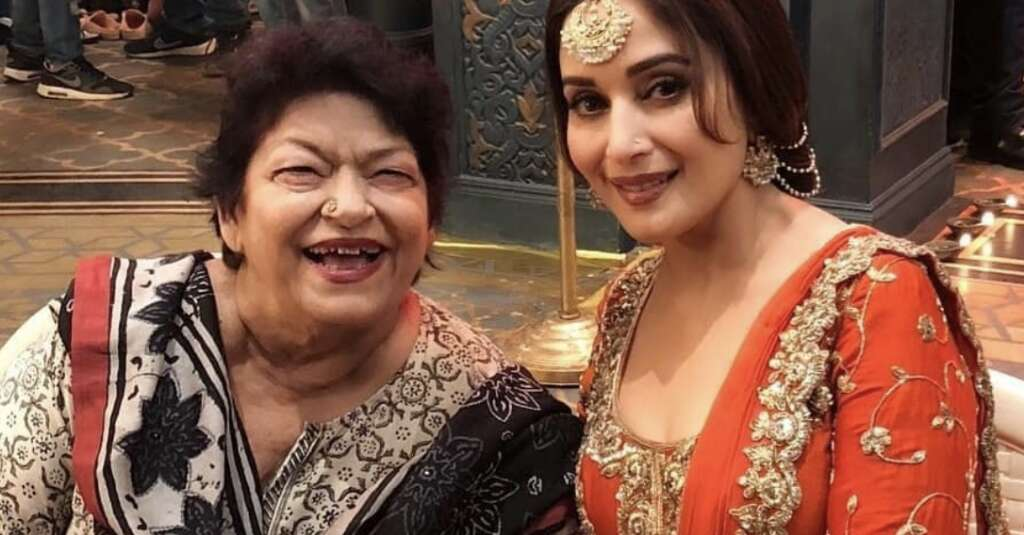 Amitabh Bachchan, Madhuri Dixit Nene mourn Saroj Khan's death ...
