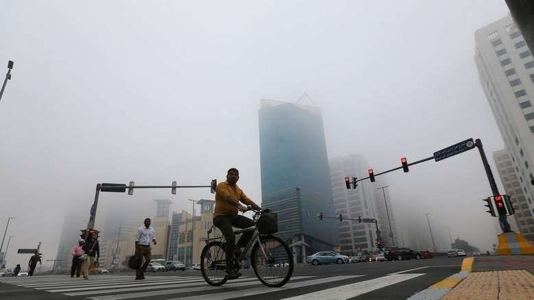 Weather alert issued in UAE for Monday morning