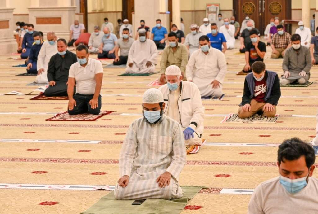 Dubai mosques reopen, dubai covid-19, uae
