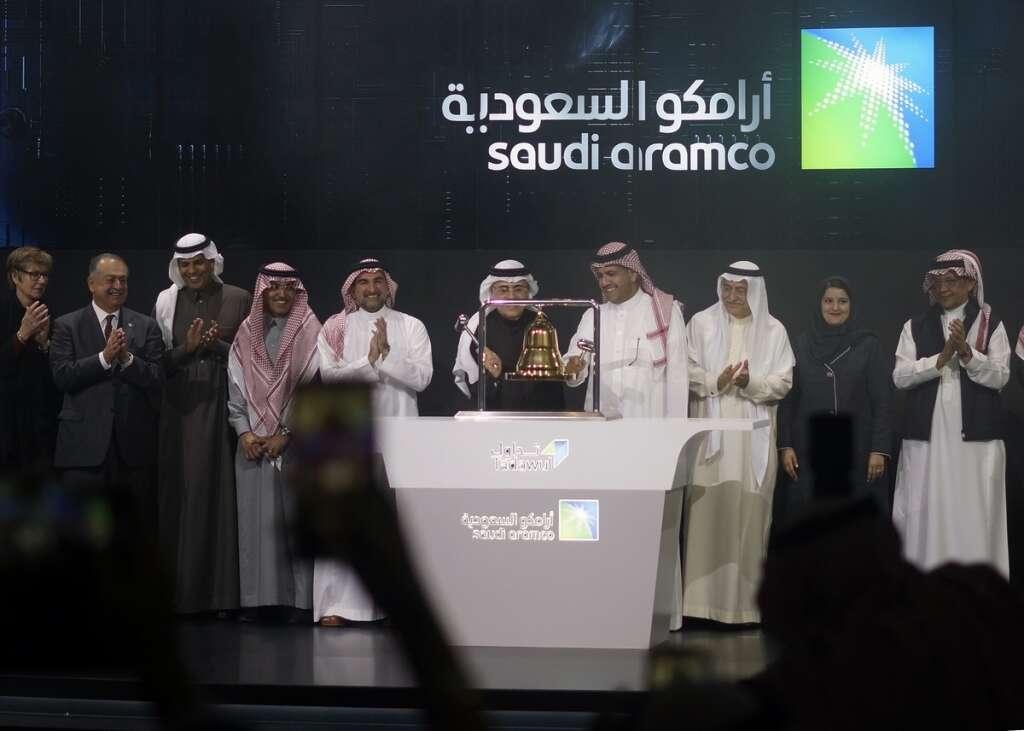 aramco, saudi arabia oil, ipo, apple