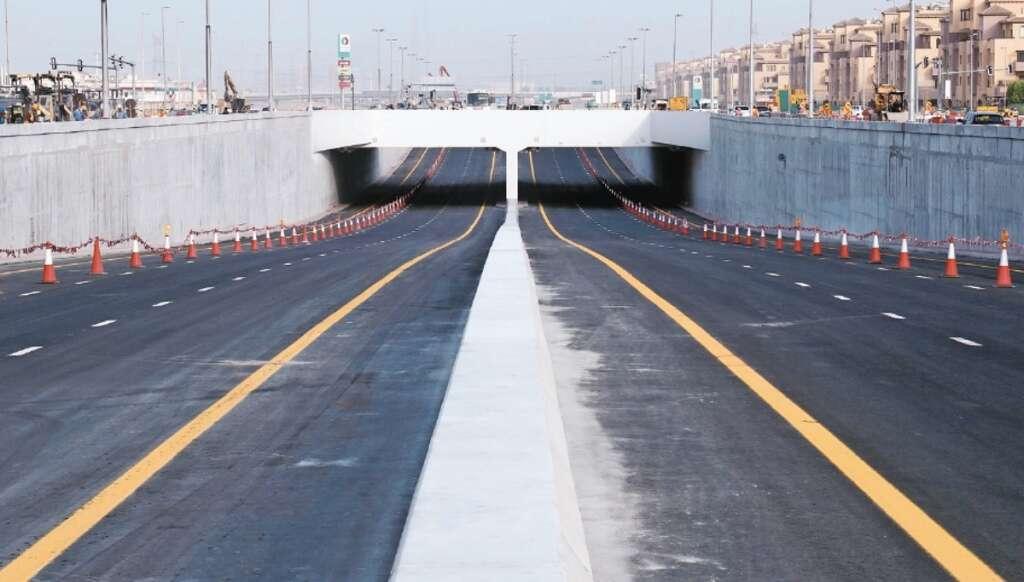 Video: Faster Dubai-Sharjah drive as Tripoli Street opens
