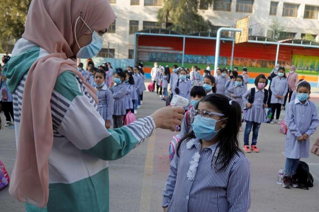 schools, covid-19, pandemic, education, teachers, students, masks