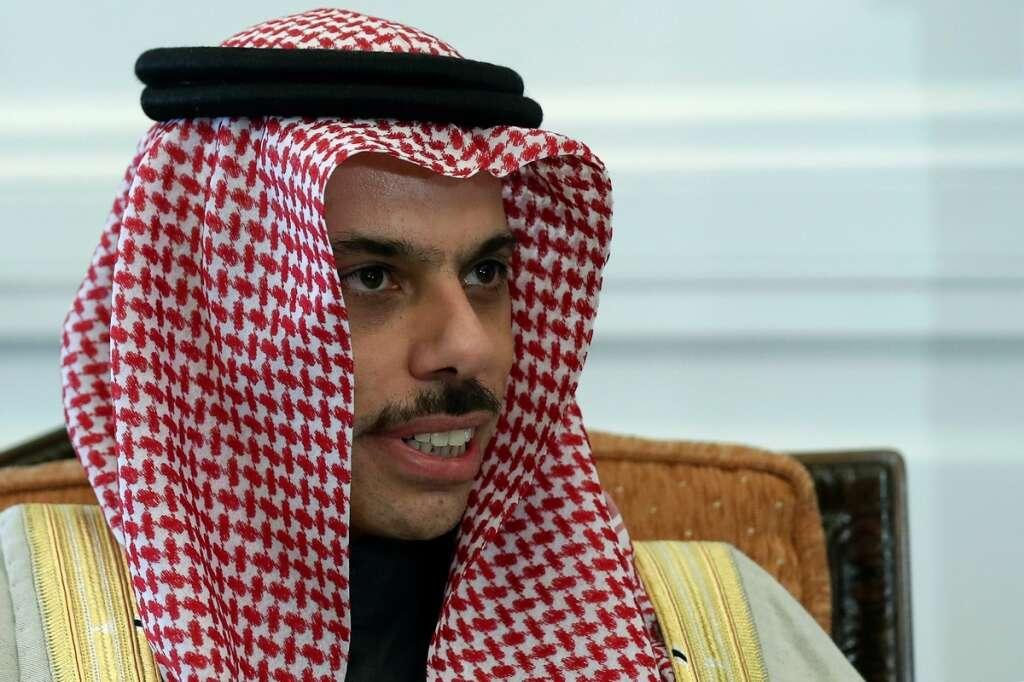saudi arabia, israel, netanyahu, faisal farhan