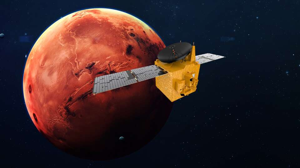 nasa, uae mars mission, hope probe
