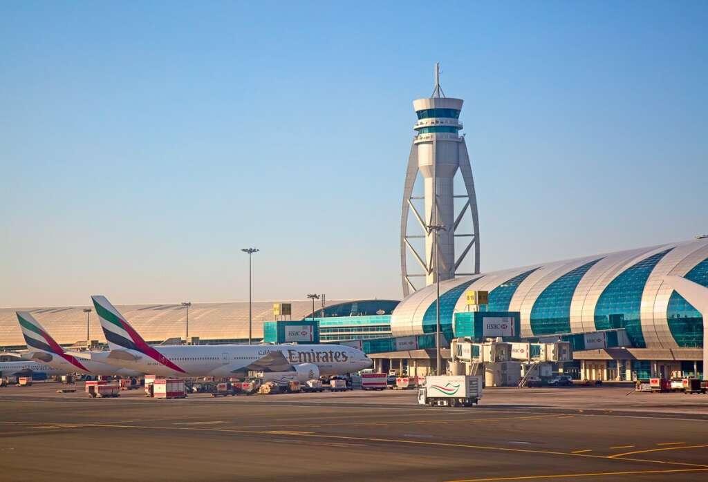 emirates, dubai airports, dxb, coronavirus, covid19