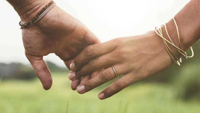 indian couple in love, electric shocks