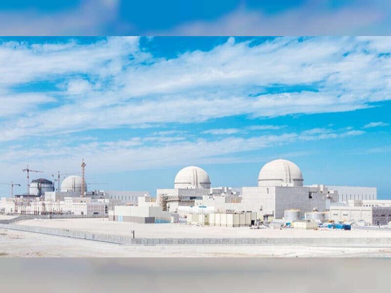 uae nuclear plant, barakh, dubai, uae energy