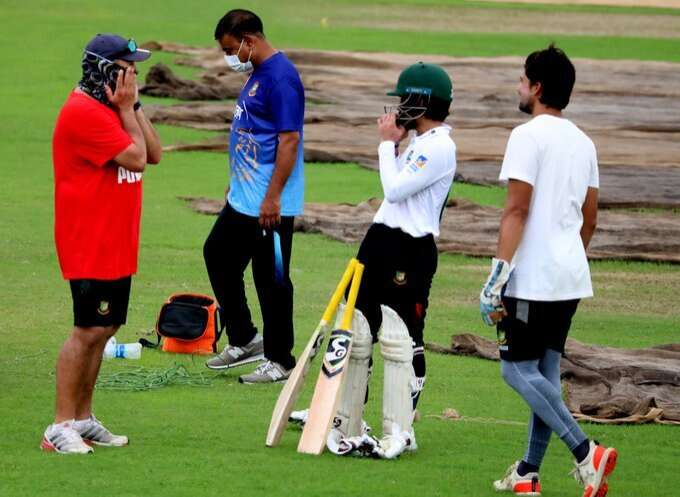 bangladesh, cricket, covid, test, coronavirus, saif hassan