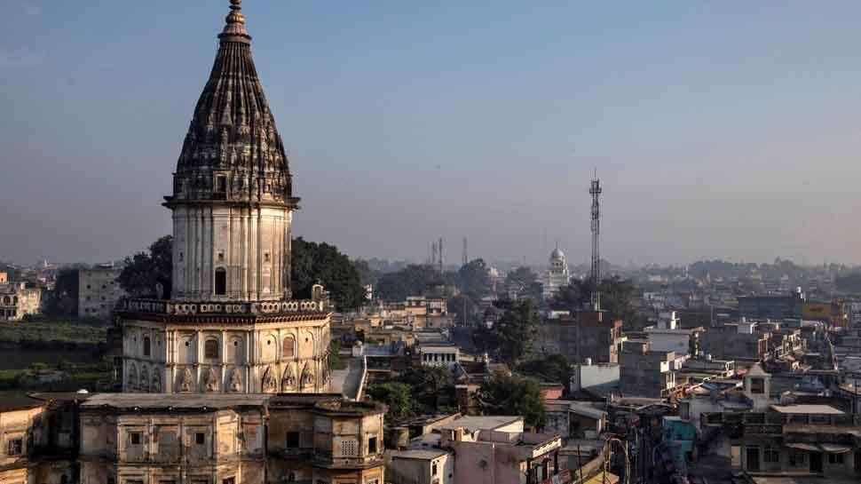 uttar pradesh, ayodha ram temple, babri masjid