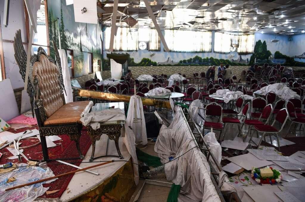 Afghanistan, kabul wedding bombing, daesh